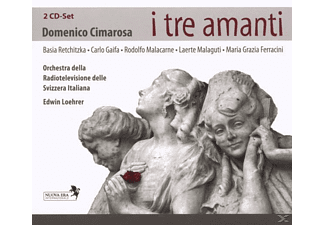 Retchitzka - I Tre Amanti - (CD)