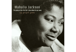 Mahalia Jackson - 24 Gospel Gems - (CD)