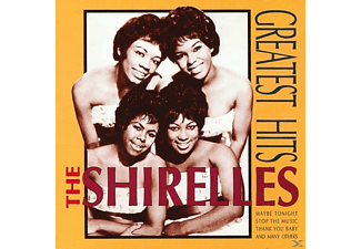 The Shirelles - Greatest Hits : Maybe tonight,Stop the Music, Thank You Bab - (CD)