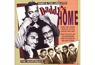 The Heartbeats And Shep & Limelites - Daddy's Home - (CD)