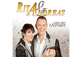 Rita & Andreas - Lebe den Moment - (CD)