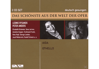 VARIOUS - Aida/Othello - (CD)