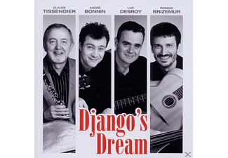 Claude Tissendier - Django's Dream - (CD)