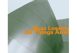Ruse Lossing (piano) - All Things Arise - (CD)