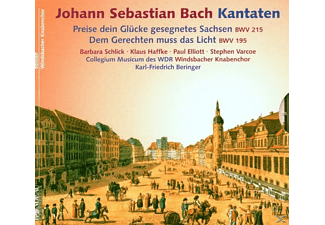 Windsbacher - Kantaten BWV 215/195 - (CD)