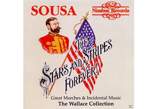 Wallace Collection - Stars and Stripes Forever-Marches&Incidental Music - (CD)