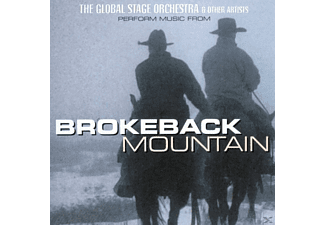 Global Stage Orchestra & Various - Brokeback Mountain - (CD)