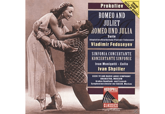Ivan Monighetti, USSR TV and Radio Large Symphony Orchestra - Romeo Und Julia & Sinfoniekonzerte - (CD)