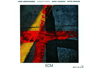 John Abercrombie - Current Events - (CD)