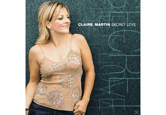 Claire Martin - Secret Love - (CD)