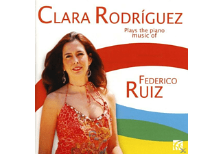 Clara Rodriguez - Clara Rodriguez plays the Piano M - (CD)