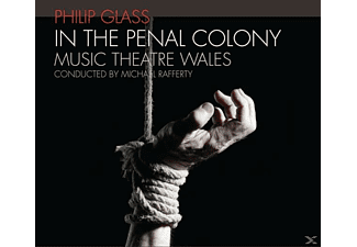 M. & MUSIC THEATRE WALES Rafferty - In The Penal Colony - (CD)