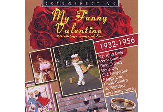 VARIOUS - My Funny Valentine - (CD)