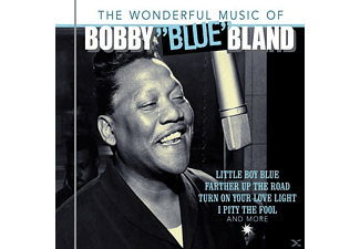 "Bobby Blue Bland - The Wonderful Music Of... Bobby ""Blue"" Band - (CD)"