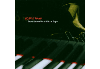 Eric Le Sage, Bruno Schneider - Horn & Piano - (CD)