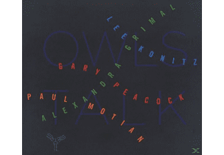 Alexandra Grimal, Lee Konitz, Gary Peacock, Paul Motian - Owls Talk - (CD)