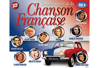 VARIOUS - Chanson Francaise Vol.6 - (CD)
