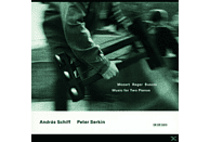 SCHIFF,ANDRAS & SERKIN,PETER - Music For Two Pianos [CD]