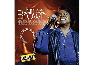 James Brown - And The Famous Flames/Please, Please, Please - (CD)