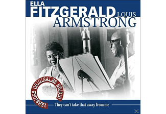 Ella Fitzgerald - They Can T Take That Away From Me - (CD)
