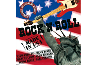 """VARIOUS - Rock'n'Roll """"Made in USA"""" [CD]"""