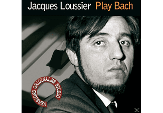 Jacques Loussier - Play Bach - (CD)