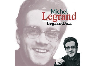 Michel Legrand - Legrand Jazz - (CD)
