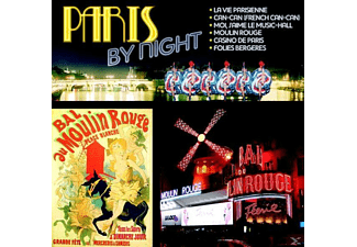 VARIOUS - Paris By Night [CD]