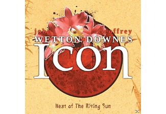 Icon - HEAT OF THE RISING SUN - (Vinyl)