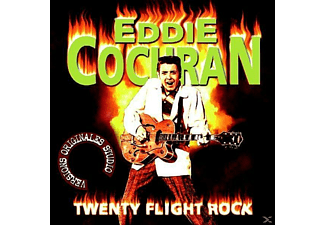 Eddie Cochran - Twenty Flight Rock - (CD)