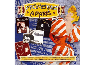 VARIOUS - Promenade Dans Paris 2 - (CD)