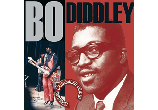 Bo Diddley - Bo Diddley - (CD)
