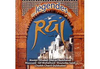 VARIOUS - Les Legendes Du Rai 4 - (CD)