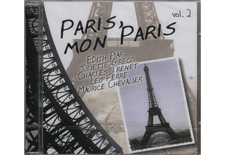 VARIOUS - Paris, Mon Paris Vol.2 - (CD)
