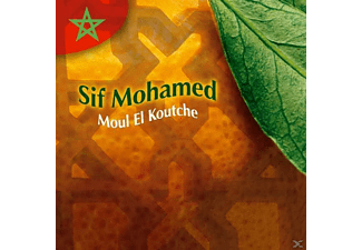 Sif Mohamed - Moul El Koutche - (CD)