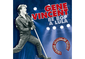 Gene Vincent - Be Bop A Lula - (CD)