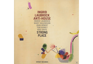 Ingrid Anti-house Laubrock - Strong Place - (CD)