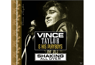 Vince & His Playb Taylor, Vince Taylor And His Playboys - Shaking All Over - (CD)