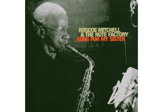 Roscoe & The Note Factory Mitchell - Song For My Sister - (CD)
