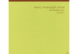Henry Threadgill Zooid - This Bring Us To, Vol.1 - (CD)