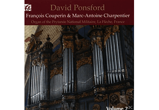 David Ponsford (org) - French Organ Music Vol.2 - (CD)