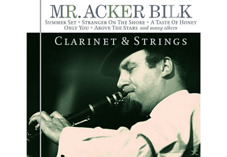 Mr. Acker Bilk - Clarinet & Strings - (CD)