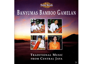Banyumas Bamboo Gamelan - Traditional Music from Central Java - (CD)