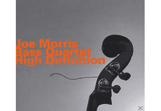 Joe & Bass Quartet Morris - High Definition - (CD)