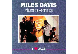 Miles Davis - Miles In Antibes - (CD)
