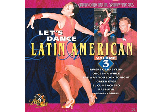 VARIOUS - Let's Dance Latin American Vol.3 - (CD)