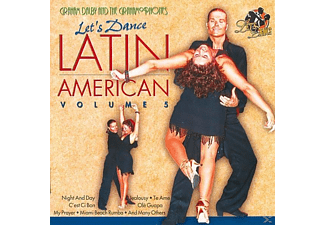 VARIOUS - Let's Dance Latin American Vol.5 - (CD)