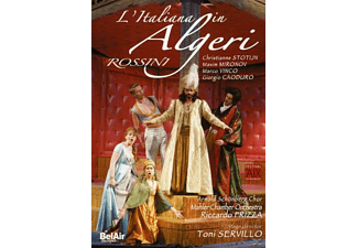 Stotijn - Gioacchino Rossini - L'italiana In Algeri - (DVD)
