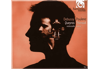 Jean-Guihen Queyras - Cellosonaten - (CD)