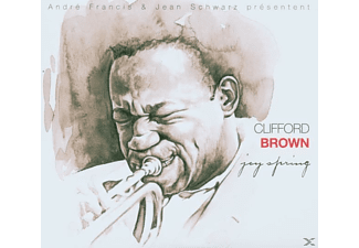 Clifford Brown - JOY SPRING - (CD)